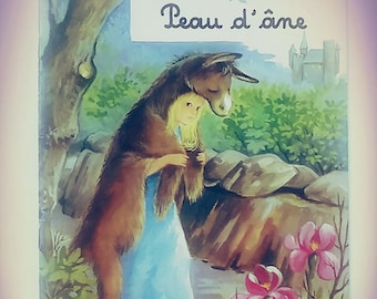 "French fairy tale ""Peau d'âne"""