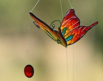 Butterfly Suncatcher hanging decor