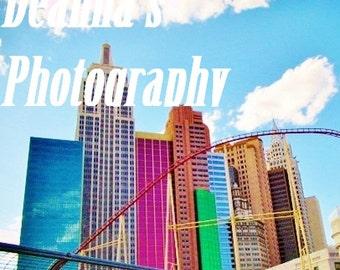 Las Vegas por Deanna Bernal