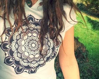 Mandala T-shirt  (limited edition)