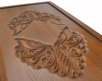 Oak Wood Backgammon large set new Board Game NEW 22.83 in 100% oak wooden NIB