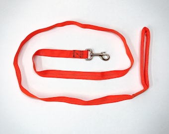 6 foot dog leash with padded handle
