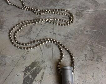 380 Automatic Colt Bullet Necklace