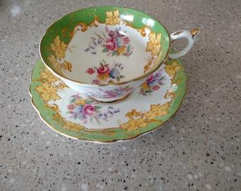 RARE Paragon tea cup set