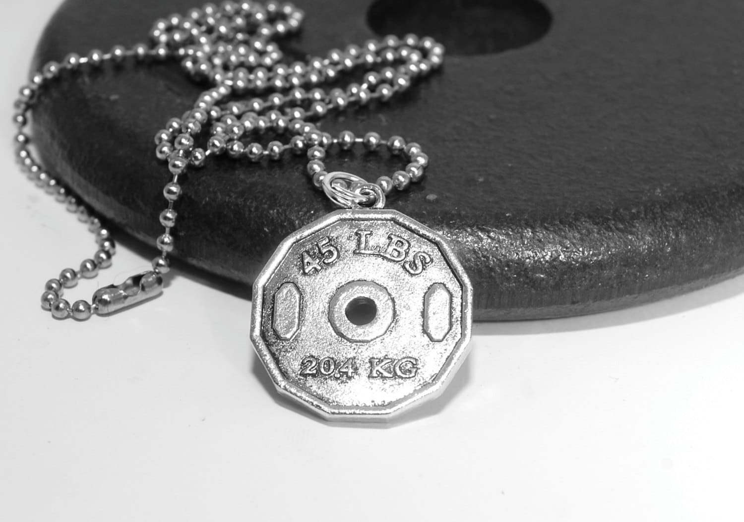 locket necklace fitness listing miwm floating il jewelry
