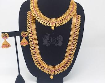 Antique gold set