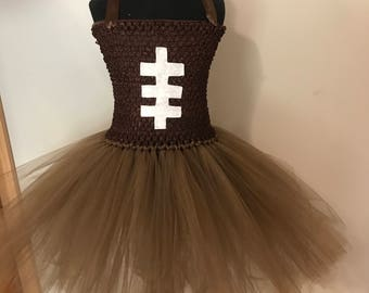 NFL Little Football Tutu Dress Costume 2T - 3T
