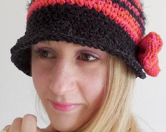 MissMiss Cloche Hat