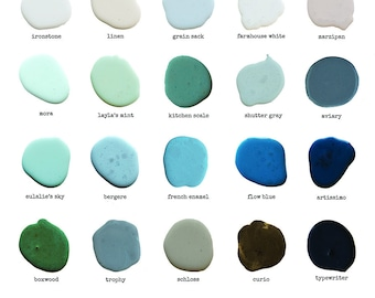 FREE SHIPPING!  Miss Mustard Seed Milk Paints - Tester size
