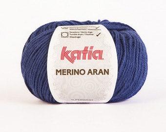 Katia merino wool aran 57