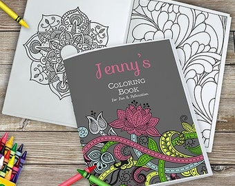 Personalized Coloring Book -gfy11019816