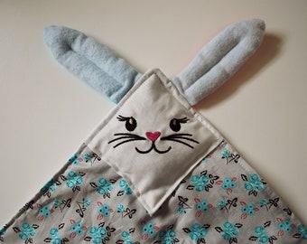 Plush Bunny Lovey