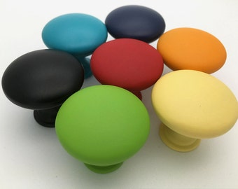 ceramic drawer pulls etsy