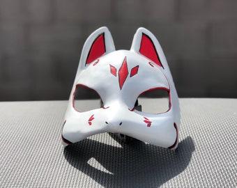 Yusuke Kitagawa Phantom Thief Kitsune Fox Mask.
