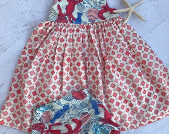 Coastal Sweetheart Dress