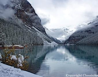 Winter Photo, Landscape Photography, Winter Print, Landscape Photo