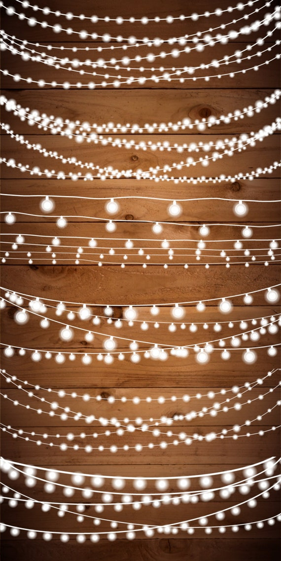String Lights Clipart Fairy Lights Clipart Party Lights