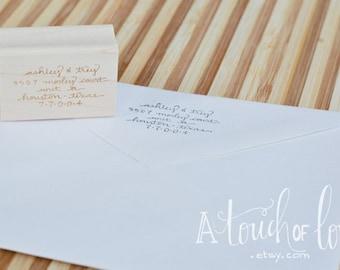 SWEET Custom Design Return Address Stamp