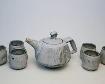 Tea Pot Set (MADE TO ORDER)