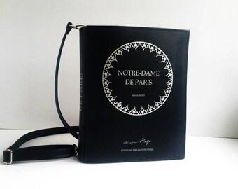 Notre-Dame de Paris Book Bag Victor Hugo Book Purse