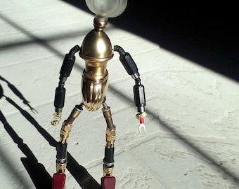 Robot Sculpture- Ooh La La