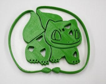 Cute Multi-Color 3D Printed Pokemon Coasters Squirtle Bulbasaur Charmander Jigglypuff