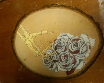 Prints of Painting the Roses Dead