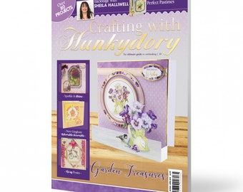 Crafting with Hunkydory Issue 40