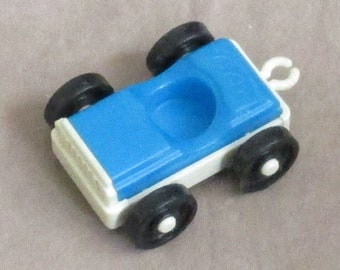 Fisher-Price blue Hook Car