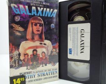 Galaxina VHS Tape