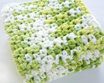 Crochet Dish Cloth Wash Cloth Washcloth Dishcloth Bathroom Spa Cloth Kitchen Dish Rag Set of 2 d