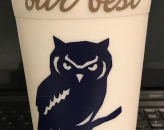 Owl Coffee cup