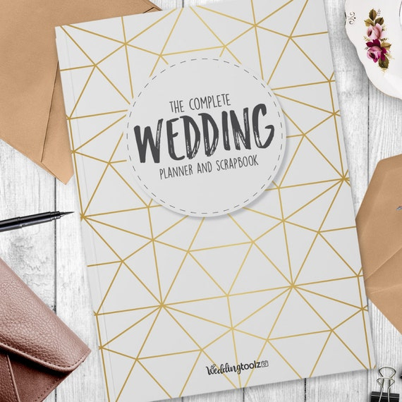 Wedding Planning Made Easy The Complete Planner And Scrapbook
