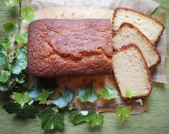 Lemon Syrup Loaf Cake