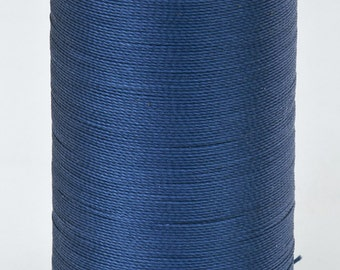 Coats & Clarks Upholstery Thread, heavy duty, great for bear making. Color 4550 Soldier Blue
