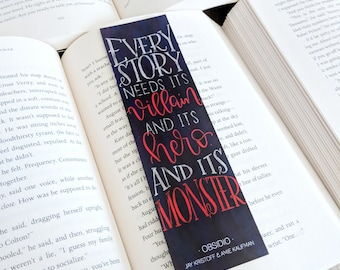 Every Story - Bookmark