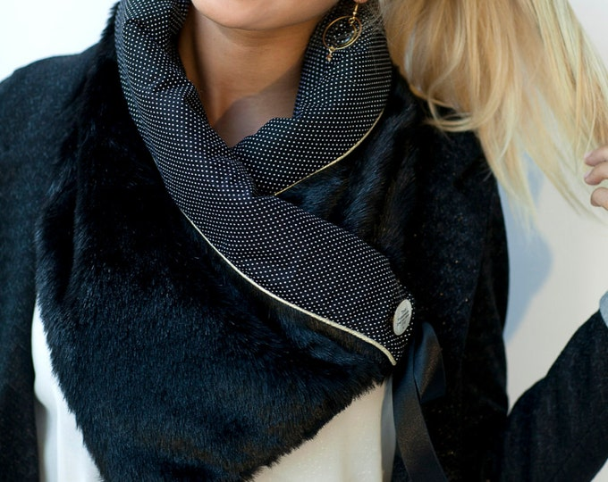 Magnetic scarf - collar Youpla: HELENA EC16 (2016)