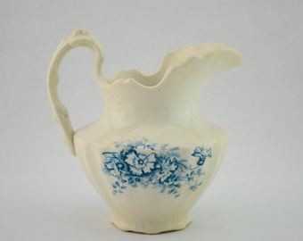 Antique Laughlin White Granite - Creamer