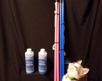 Two Ultra Bubble Wands, Two Bottles of Solution
