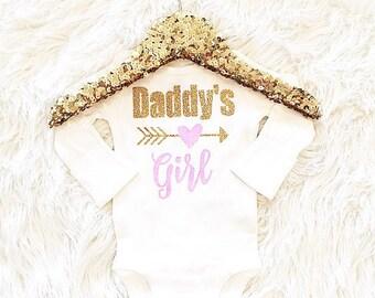 Baby girl clothes, Valentine's Day, Baby girl shower gift newborn gift