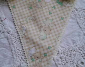 Nursery bunting