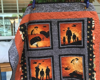 Quilt for sale  For love of country