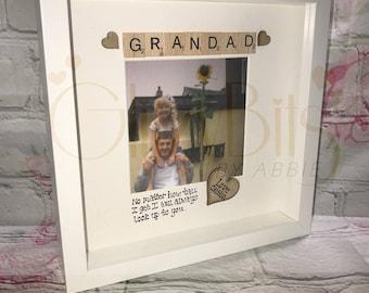 Scrabble Grandad Frame