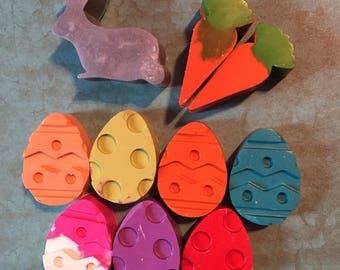 Easter Crayons Set of 10
