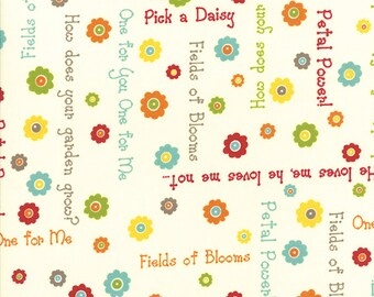 Moda One For You One For Me by Pat Sloan Say It in Linen