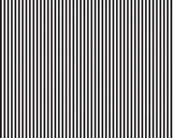 Riley Blake Designs, 1/8 Inch Stripe in Black (C495)