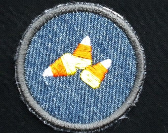 Candy Corn  On Patch / Merit Badge