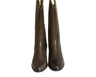 Women Rain Boot Rainboot Women Rubber Boot Women Galoshes Rubber Rubber Galoshes Tall Brown Boot Wellies Women Snow Boot Women Winter Boot