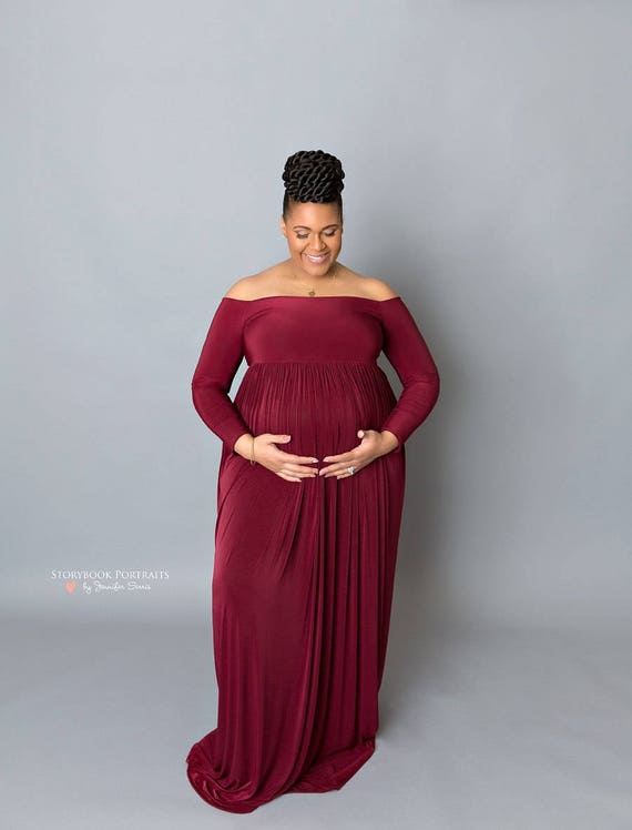 Plus Size Formal Maternity Dresses