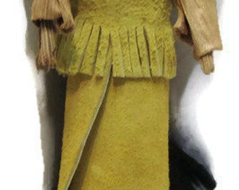 Native American Corn Husk Doll